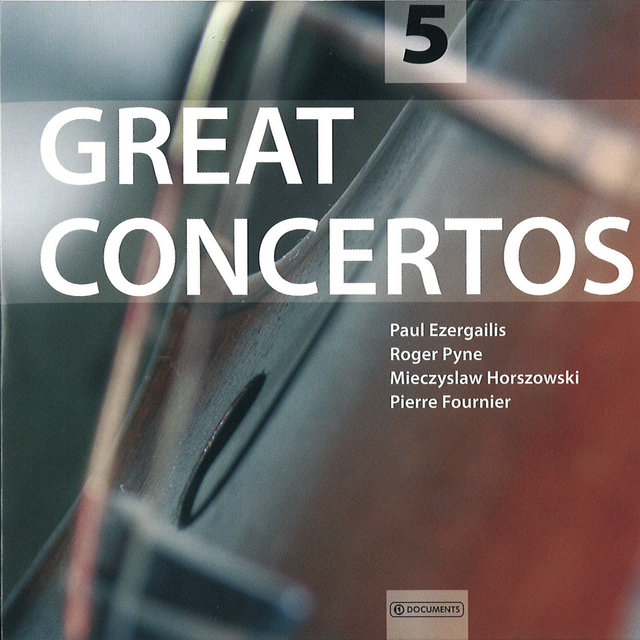 Great Concertos Vol. 5