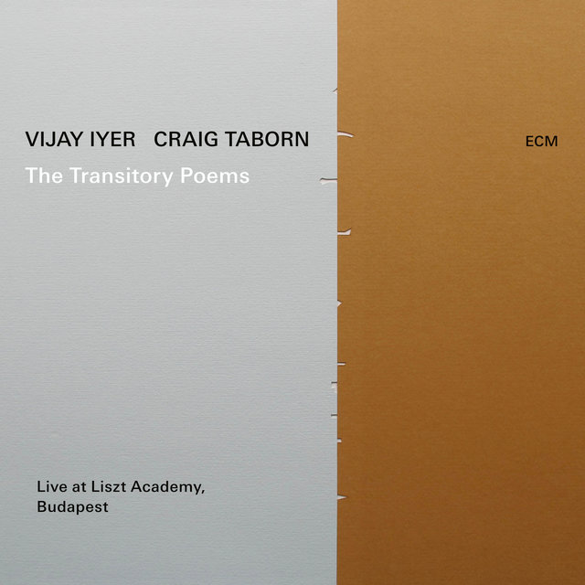 The Transitory Poems (Live At Liszt Academy, Budapest / 2018)