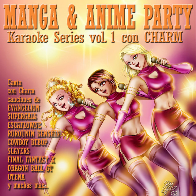 Manga & Anime Party (Karaoke Series Vol. 1)