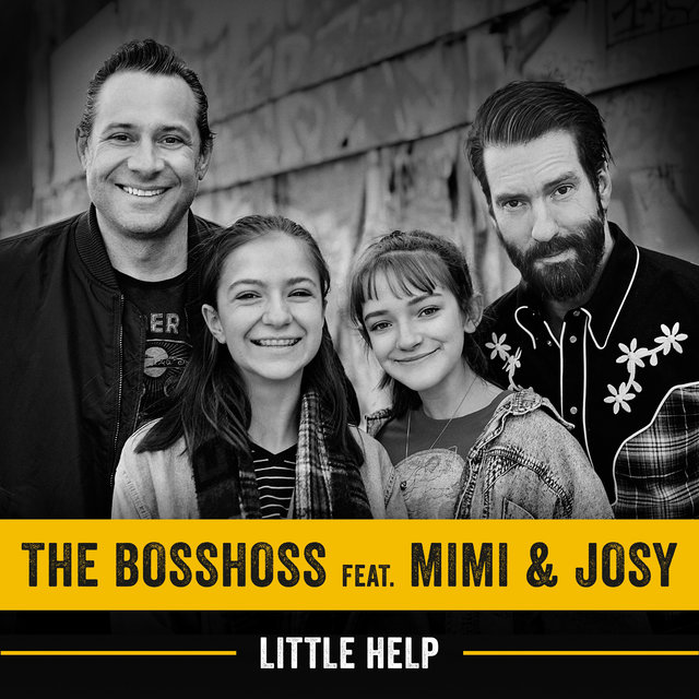 Little Help (feat. Mimi & Josy)