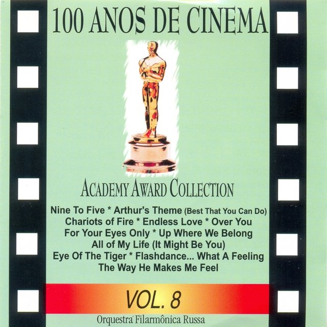 Academy Award Collection Vol.8