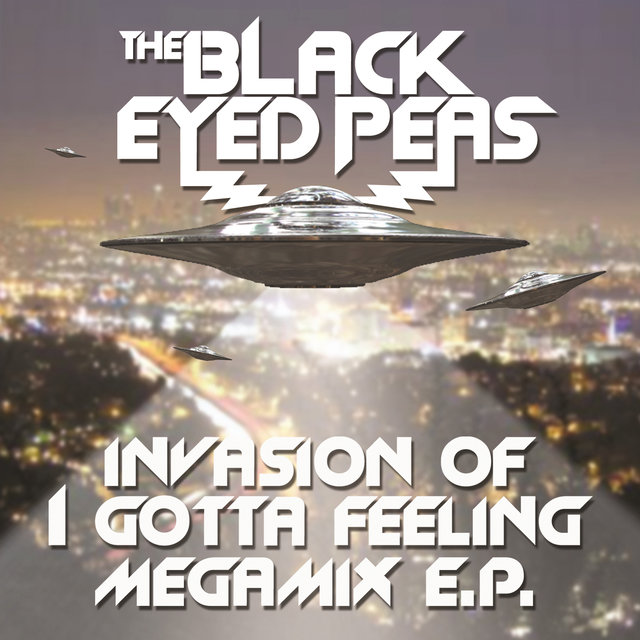 Cover art for album  by Black Eyed Peas