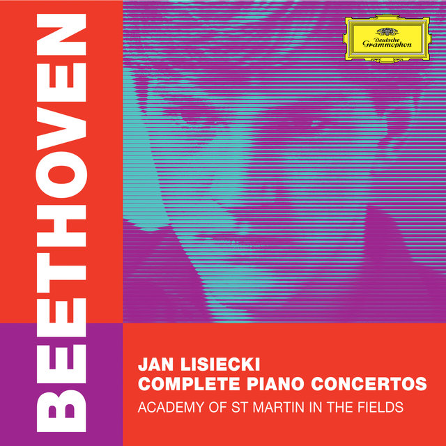 Beethoven: Complete Piano Concertos (Live at Konzerthaus Berlin / 2018)