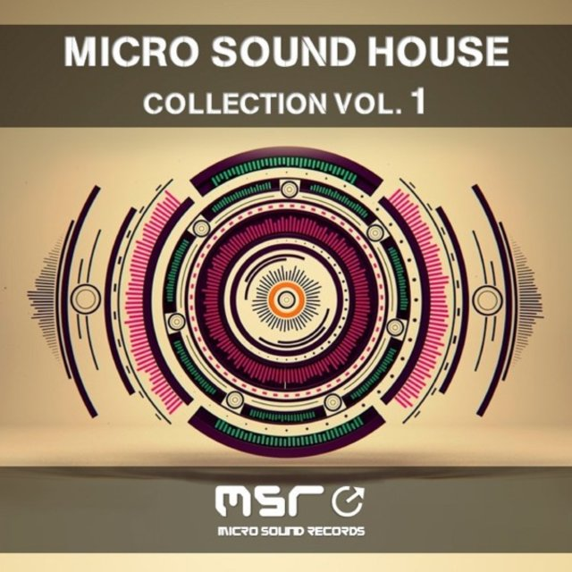 Micro Sound House Collection, Vol. 1