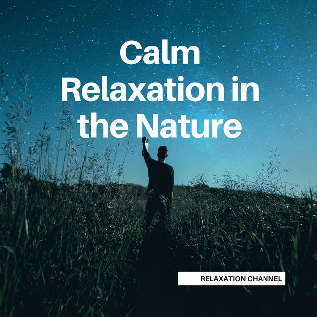Calm Relaxation in the Nature