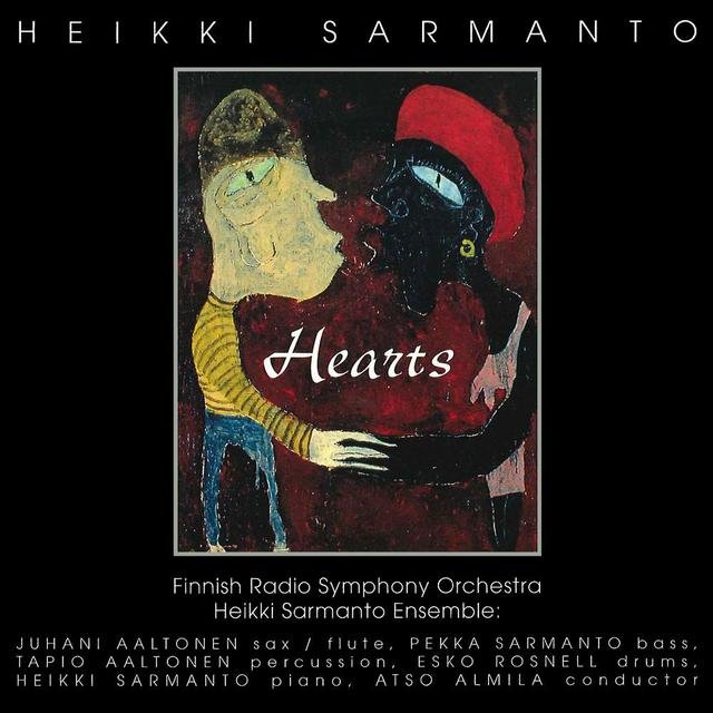 Hearts: A Suite for Symphony Orchestra and Jazz Ensemble