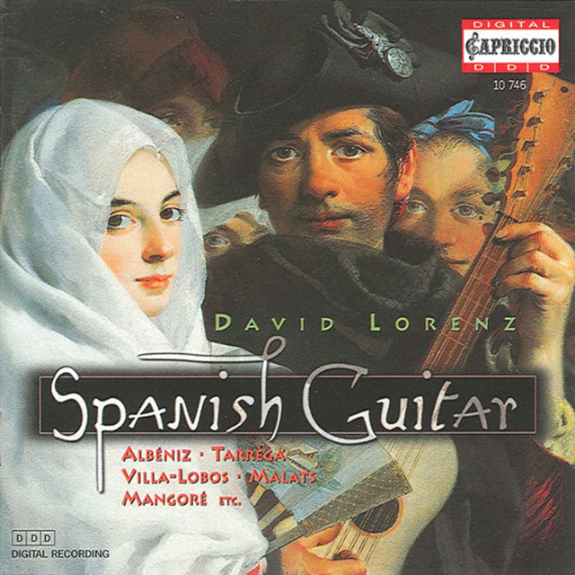 Lorenz, David: The Spanish Guitar