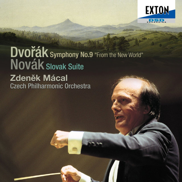 Dvorak: Symphony No. 9 ''From the New World'', Novak: Slovak Stuite