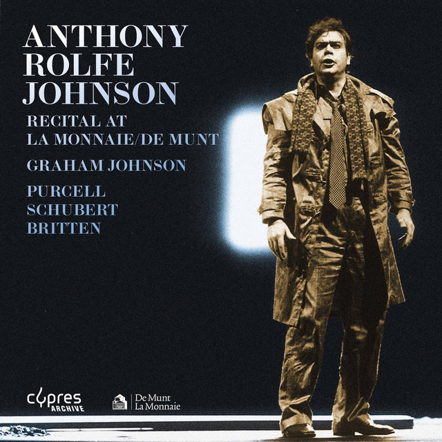 Anthony Rolfe Johnson | Recital at La Monnaie / De Munt (Live)