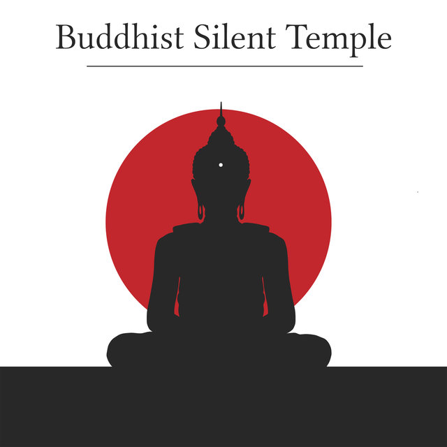 Buddhist Silent Temple – Deep Meditation Increase Mental Resistance and Endurance Emotional