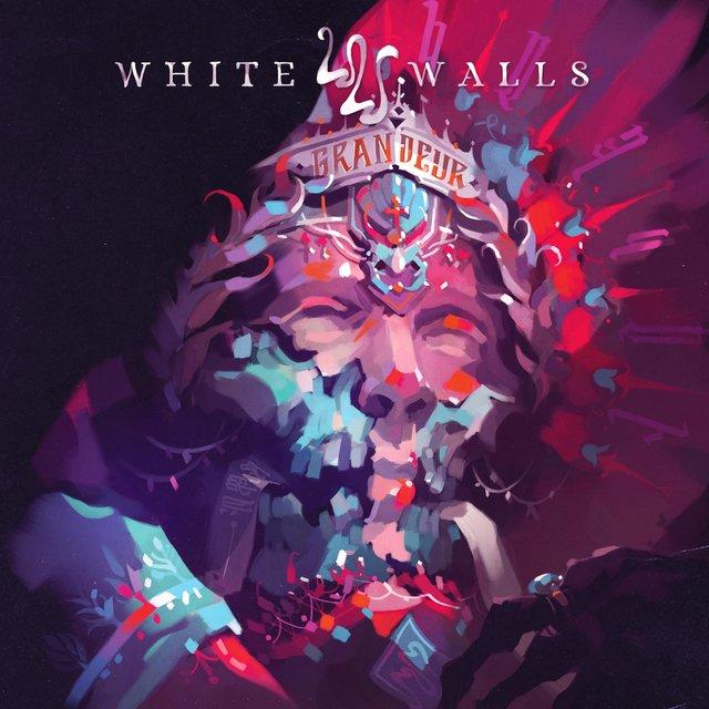 Cover art for album Grandeur by White Walls