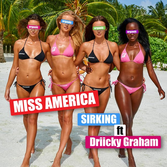 Miss America (feat. Driicky Graham)
