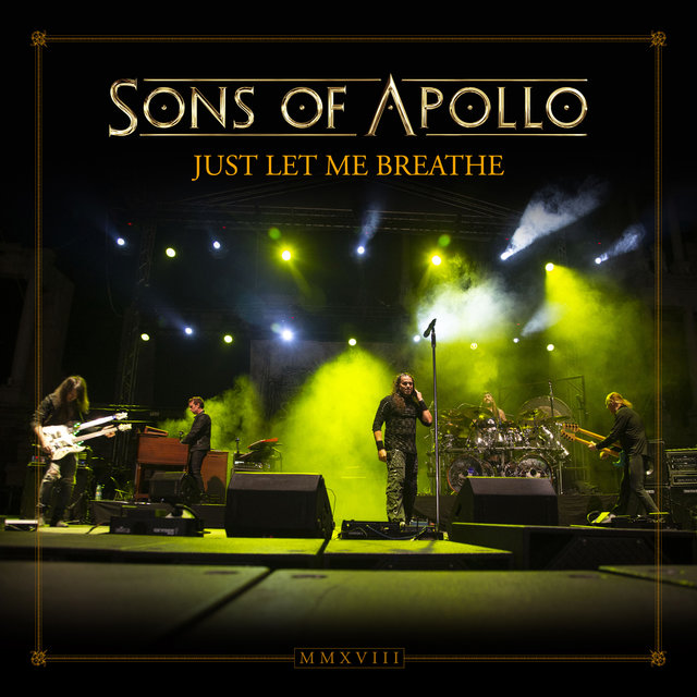 Just Let Me Breathe (Live at the Roman Amphitheatre in Plovdiv 2018)