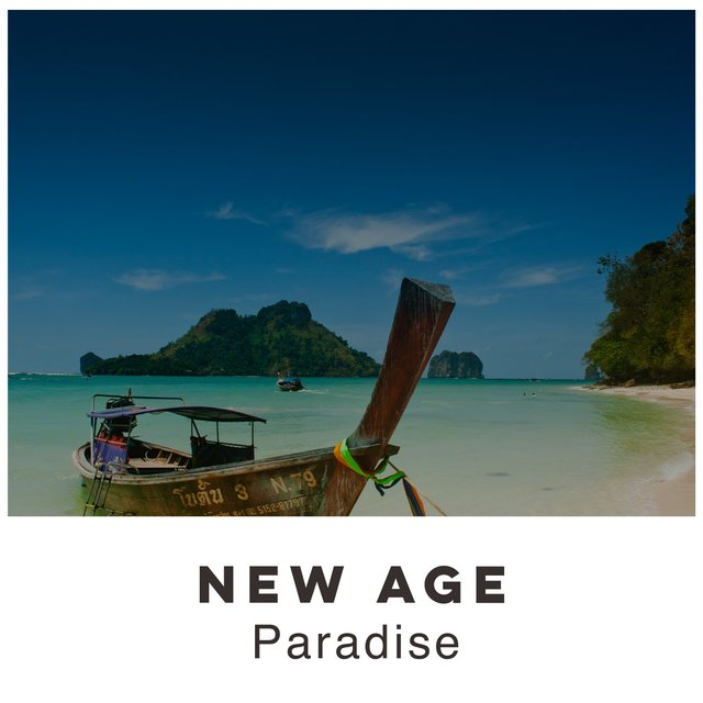 """ New Age Healing Paradise """