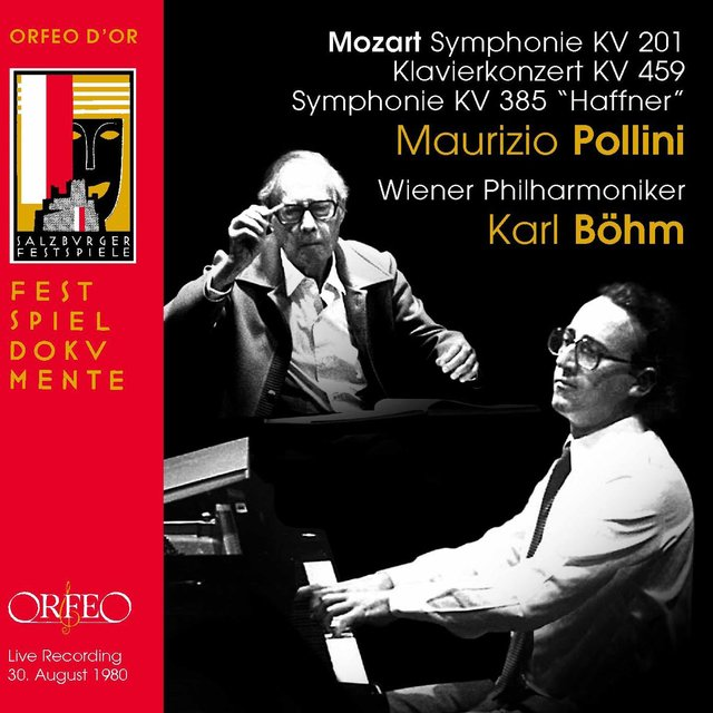 Mozart: Symphonies Nos. 29 & 35 and Piano Concerto No. 19 (Live)