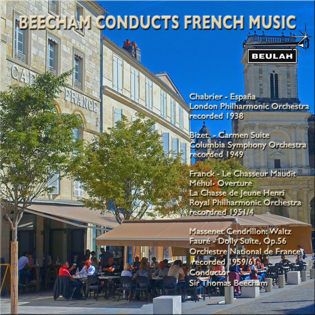 Beecham Conducts French Music
