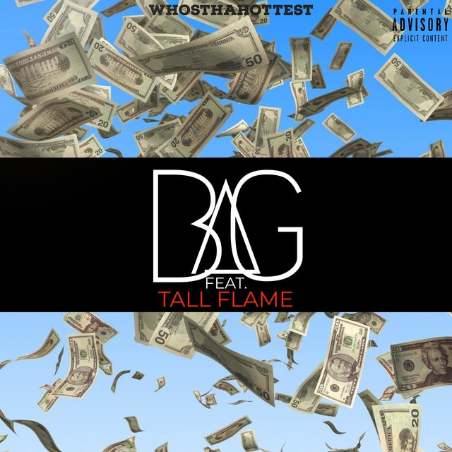 Cover art for album Bag (feat. Tall Flame) by Whosthahottest