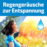 Chill Out durch leichten Regen