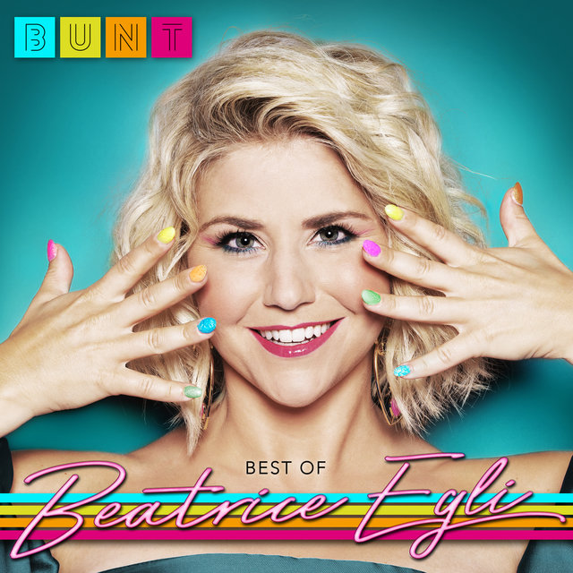 Cover art for album BUNT - Best Of by Beatrice Egli
