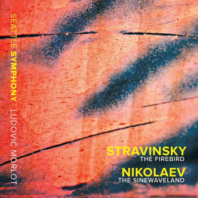 Stravinsky: The Firebird - Vladimir Nikolaev: The Sinewaveland (Live)