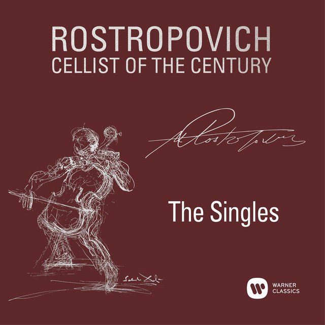 Rostropovich - The Singles