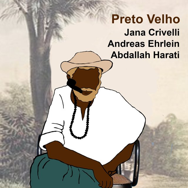 Cover art for album  by Abdallah Harati, Jana Crivelli, Andreas Ehrlein