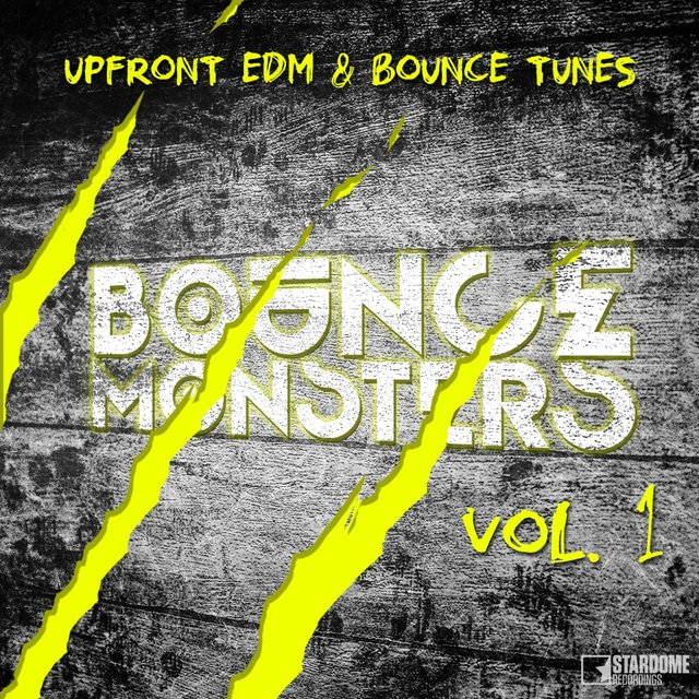 Bounce Monsters, Vol. 1