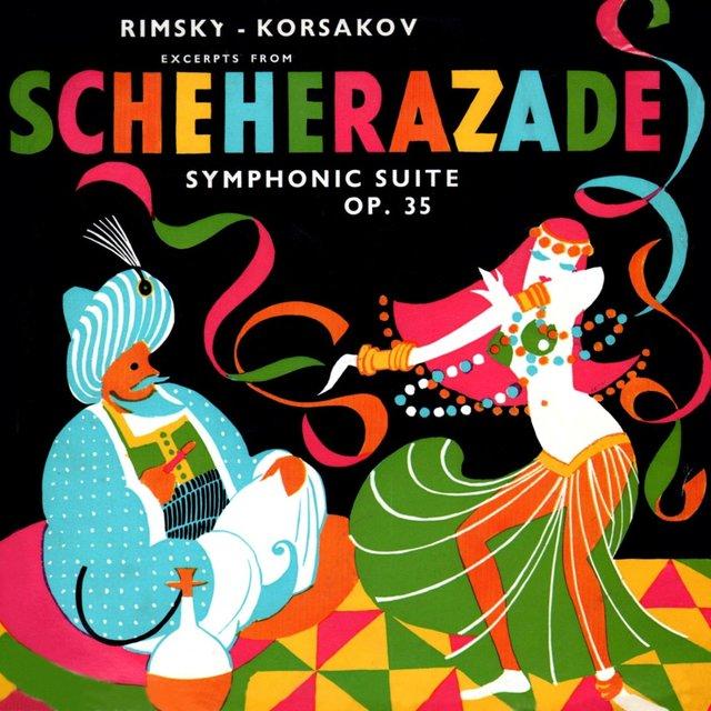 Image result for Rimski korsikov Sheherazade