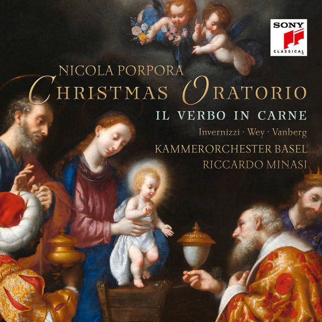 Porpora: Il verbo in carne (Christmas Oratorio)