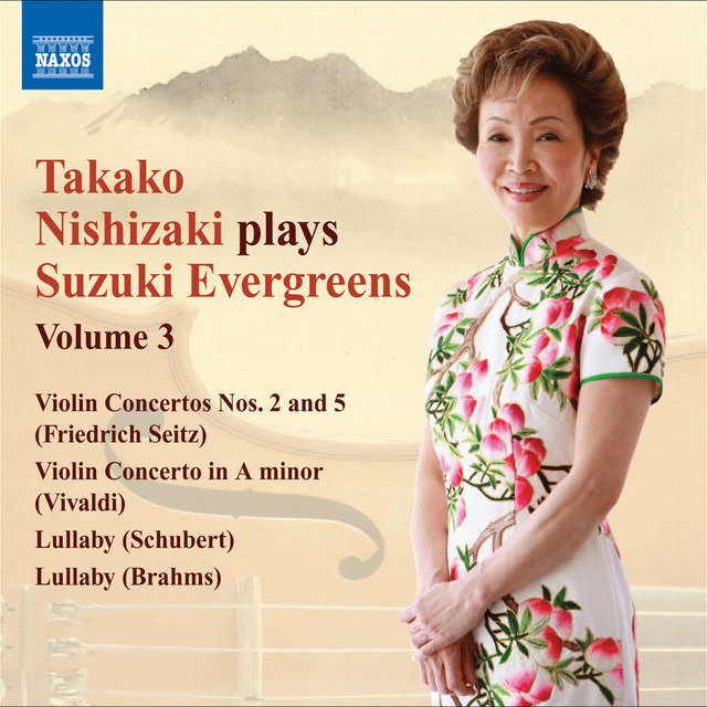 Takako Nishizaki Plays Suzuki Evergreens, Vol. 3