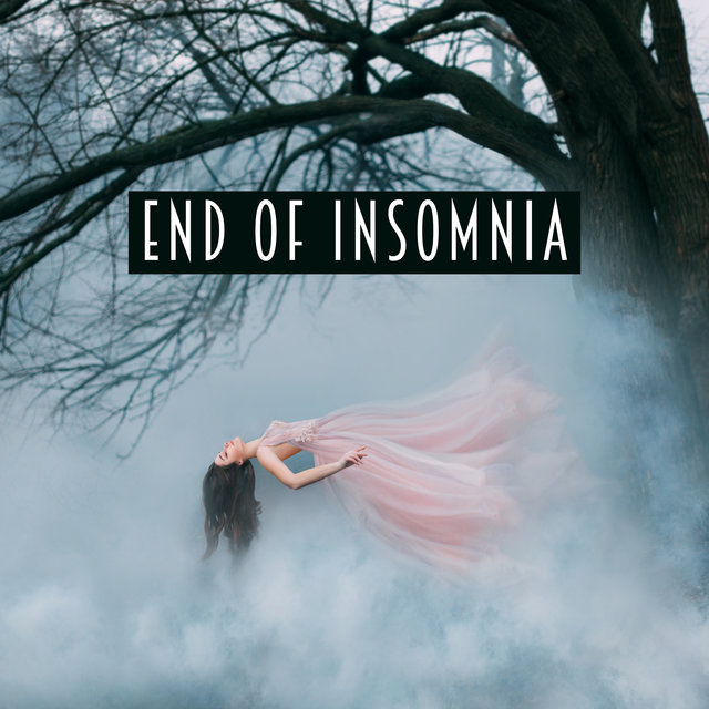 End of Insomnia - Pure Stillness and Calm with Soothing Melodies for Better Sleep