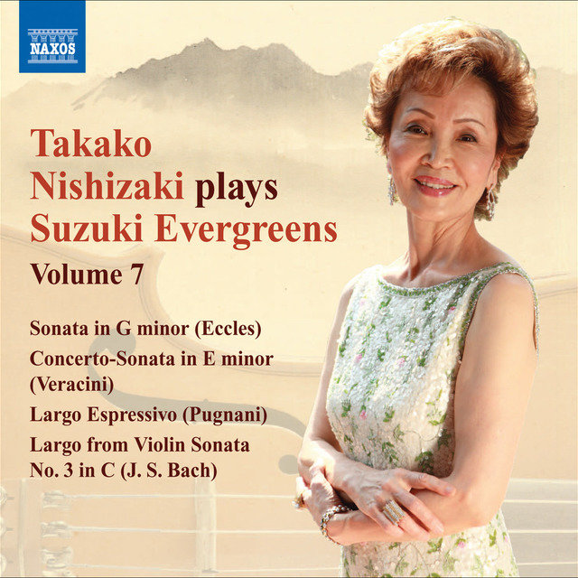 Takako Nishizaki Plays Suzuki Evergreens, Vol. 7