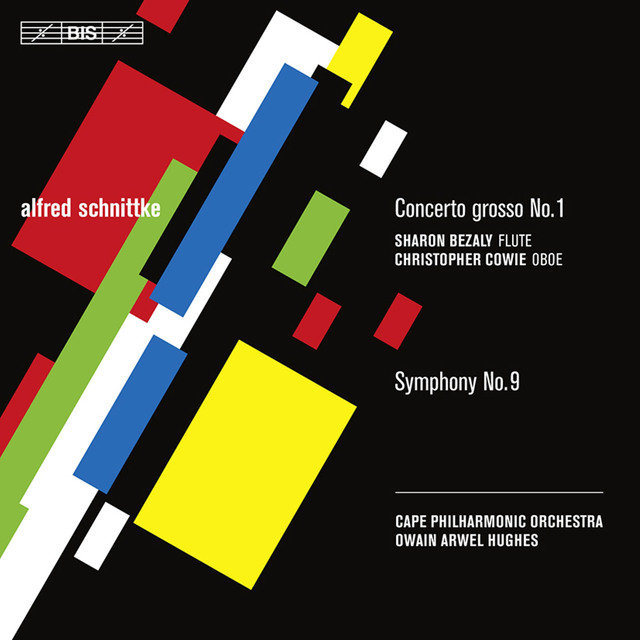 Schnittke, A.: Concerto Grosso No. 1 (Version for Flute and Oboe) / Symphony No. 9