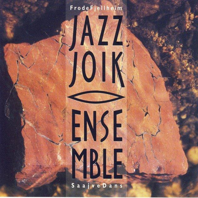 Cover art for album Saajvedans by Frode Fjellheim Jazz Joik Ensemble