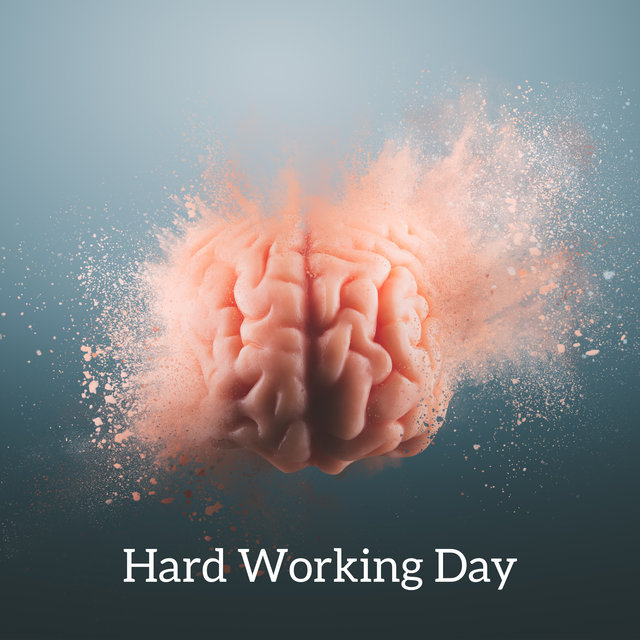 Hard Working Day – Best New Age Music for Deep Concentration