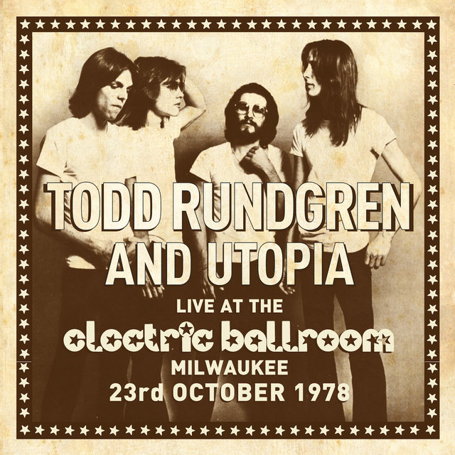 Live at the Electric Ballroom Milwaukee 23rd October 1978