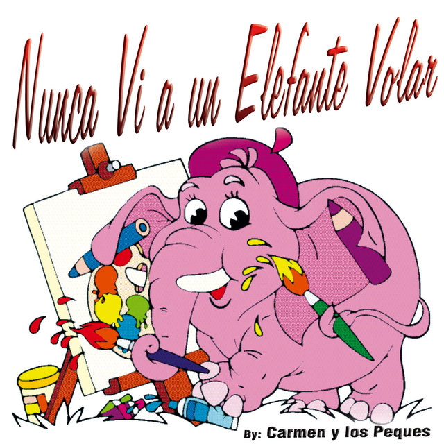 Nunca Vi a un Elefante Volar - Single