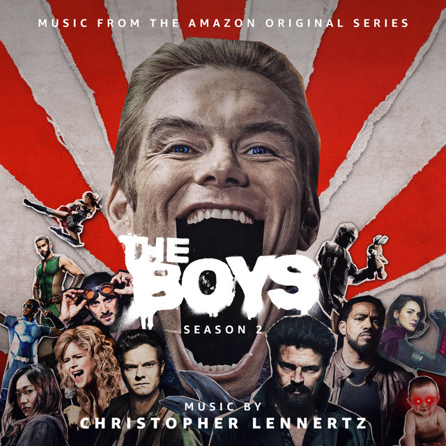 The Boys: Season 2 (Music from the Amazon Original Series)