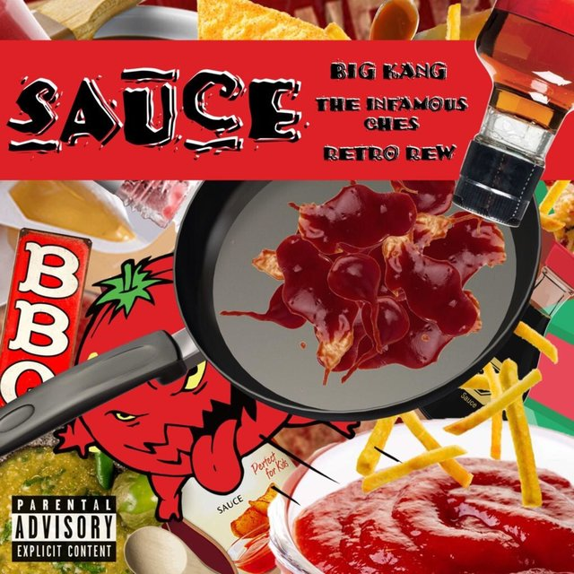 Sauce (feat. TheInfamousChes)