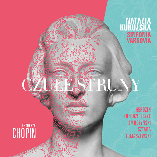 Cover art for album Czułe struny by Natalia Kukulska