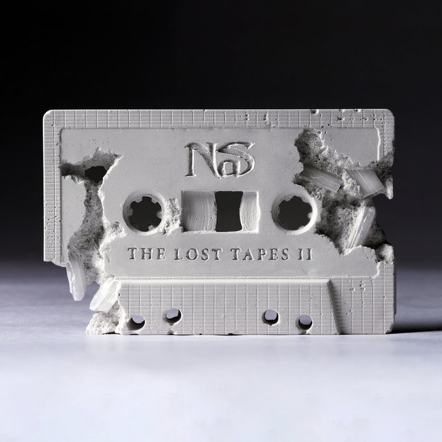 Cover art for album The Lost Tapes 2 by Nas