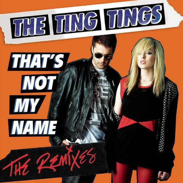 That's Not My Name (Remix Bundle)