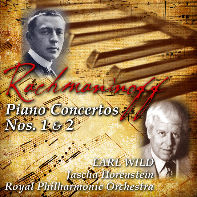 Rachmaninoff: Piano Concertos Nos. 1 and 2