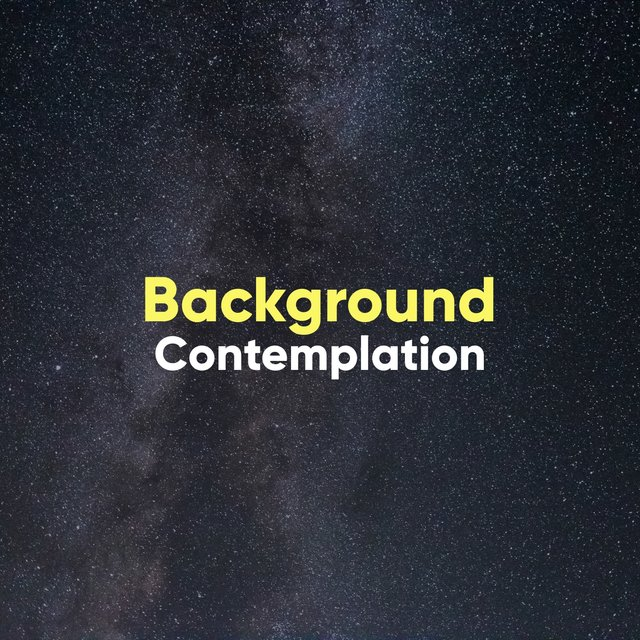 # 1 Album: Background Contemplation