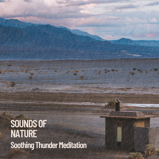 Sounds of Nature: Soothing Thunder Meditation