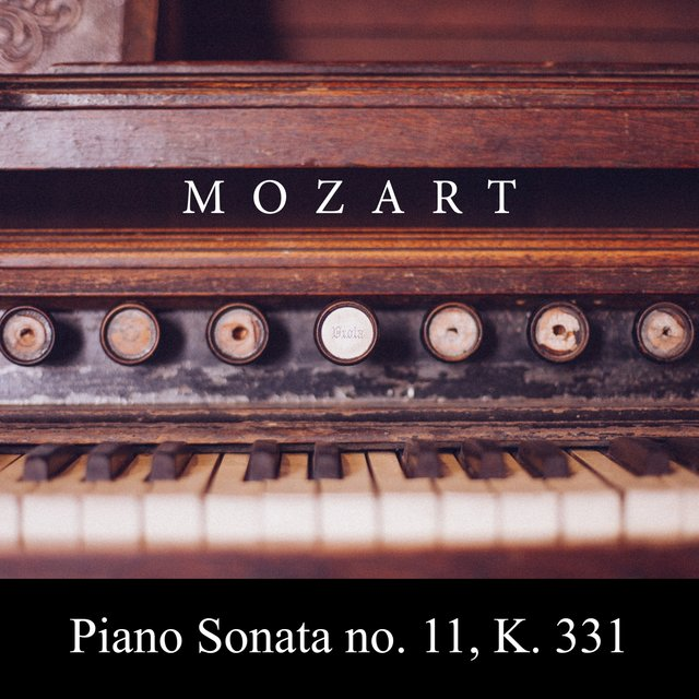 Piano Sonata no. 11, K. 331