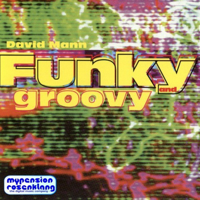 Funky and Groovy - Hot Funk Lounge and Party