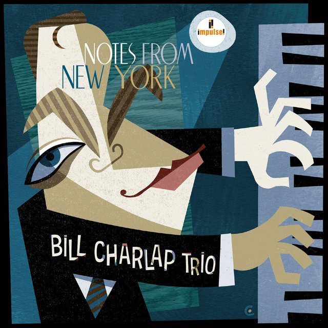 Cover art for album Notes From New York by Bill Charlap
