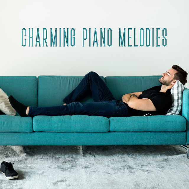 Charming Piano Melodies – Gentle Jazz Melodies for Better Sleep