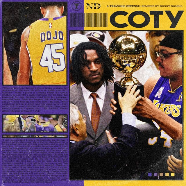 Coty: A Triangle Offense